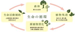 HUMINE フーミン 循環イメージ